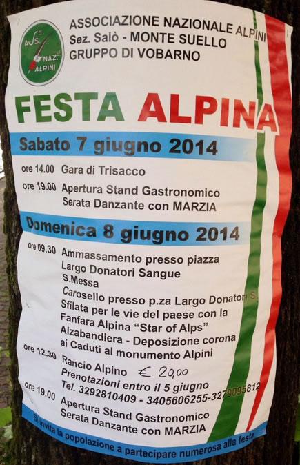 Festa Alpina a Vobarno