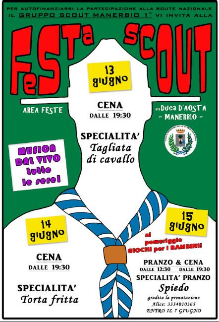 Festa Scout a Manerbio
