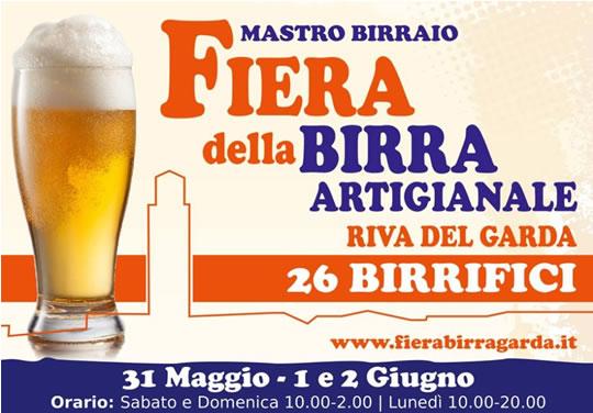 Fiera della Birra a Riva del Garda (TN)