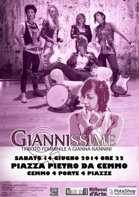 Giannissime a Cemmo