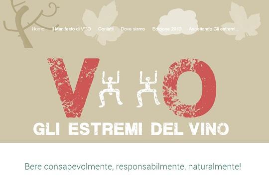 Gli Estremi del vino 2014 Darfo Boario Terme