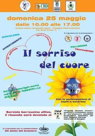 Il Sorriso del Cuore a Brescia