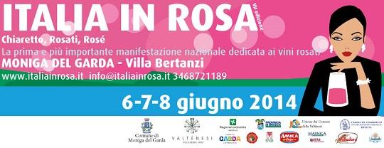 Italia in Rosa 2014 Moniga DG