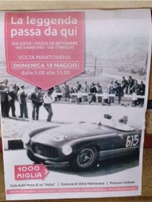 La Leggenda Passa da Qui a Volta Mantovana (MN)