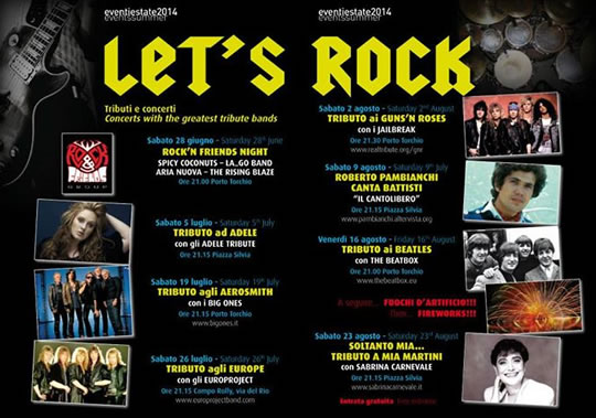 Let's Rock a Manerba del Garda