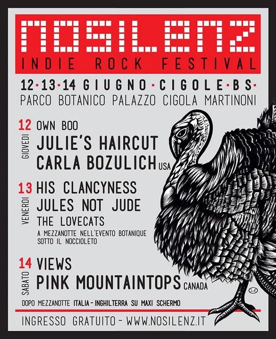 NoSilenz 2014 Cigole