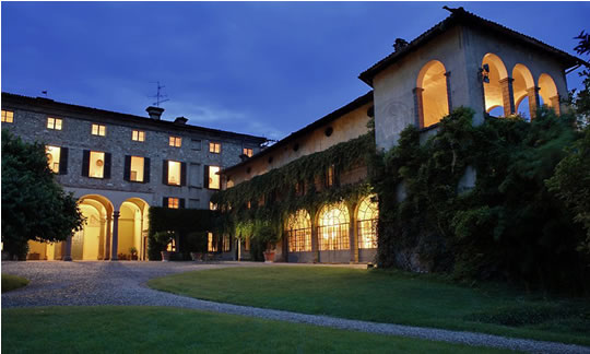 Palazzo Monti a Nigoline
