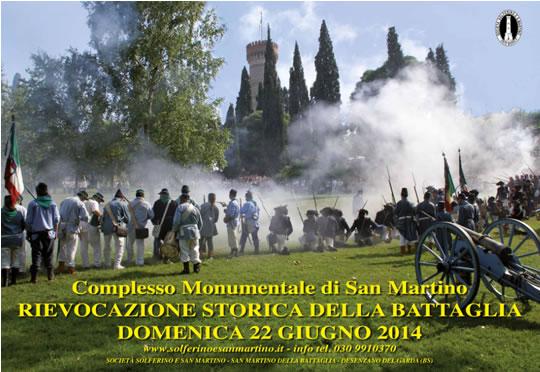 Rievocazione Storica della Battaglia di San Martino