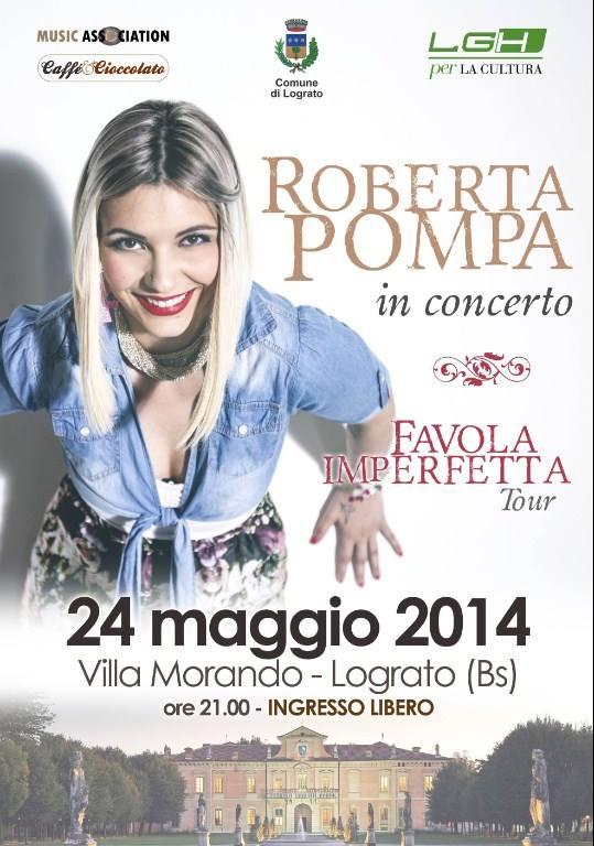 Roberta Pompa in concerto a Lograto
