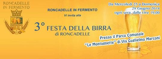 Roncadelle in Fermento 2014
