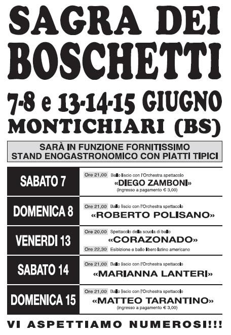 Sagra dei Boschetti a Montichiari