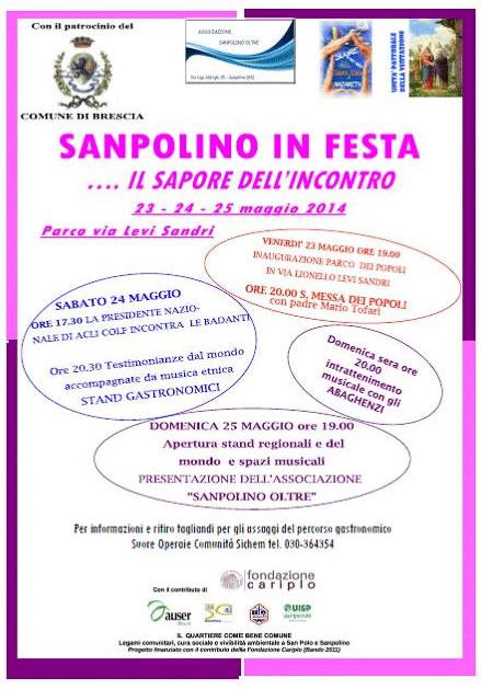 Sanpolino in Festa