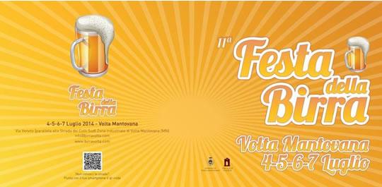 11° Festa della Birra a Volta MN