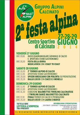 2 Festa Alpina 2014 Calcinato