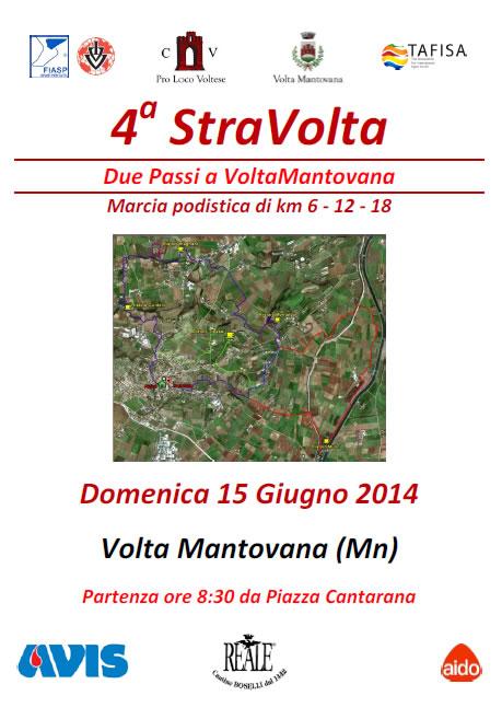 4° Stravolta a Volta Mantovana