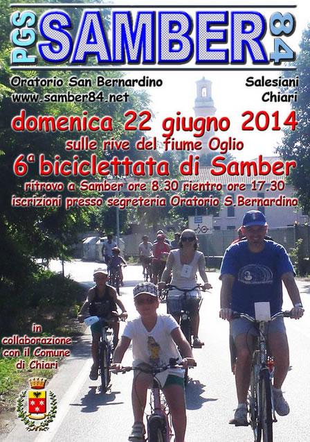 Biciclettata a Chiari