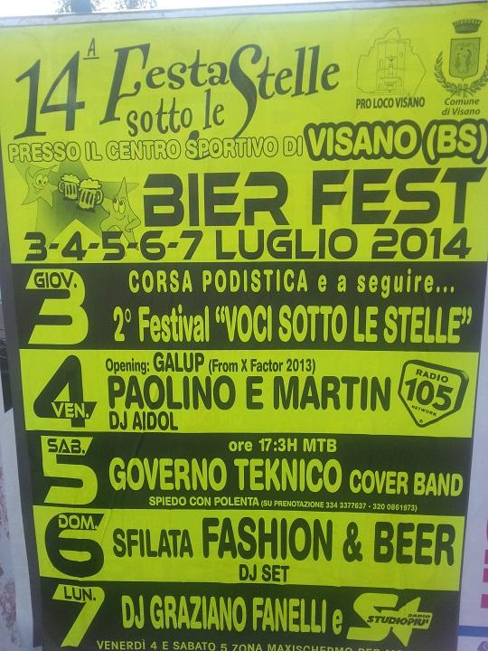 Bier Fest 2014 Visano