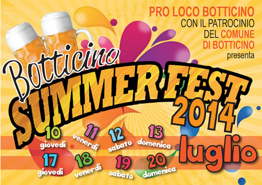 Botticino Summer Fest