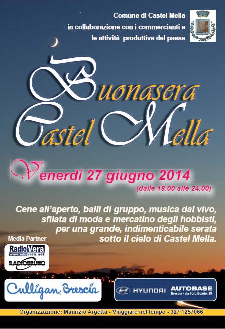 Buonasera Castel Mella