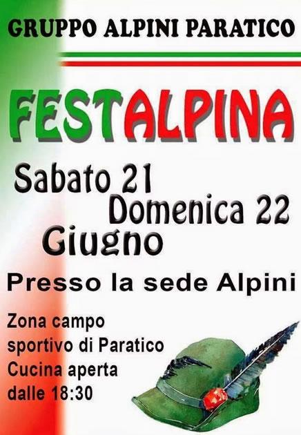 Festa Alpina a Paratico