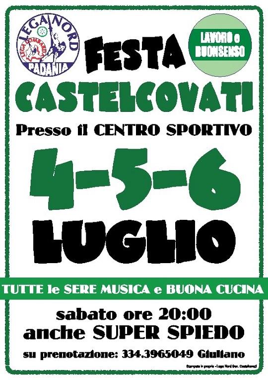 Festa Lega Nord 2014 Castelcovati