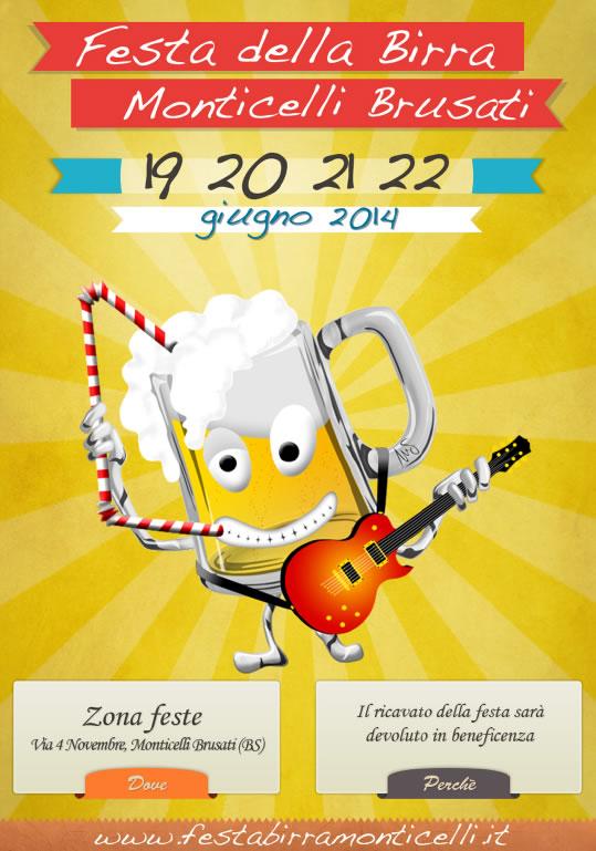 Festa della Birra Monticelli Brusati