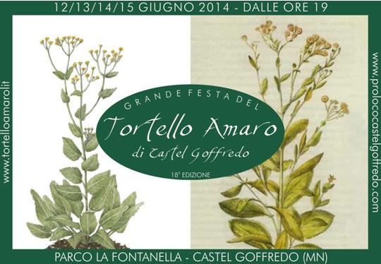 Grande Festa del Tortello Amaro a Castel Goffredo (MN)
