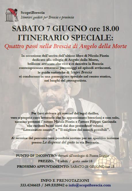 Itinerario Speciale con ScopriBrescia