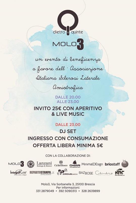 Molo3 for AISLA Brescia