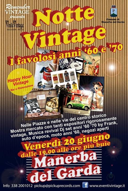 Notte Vintage 2014 Manerba del Garda