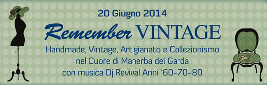 Remember Vintage a Manerba del Garda