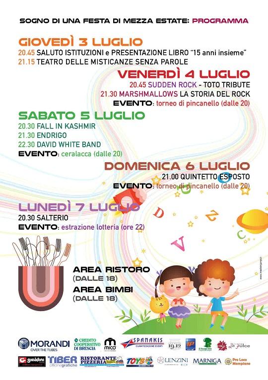 Sogno di una Festa di  mezza Estate 2014 Brescia (1)
