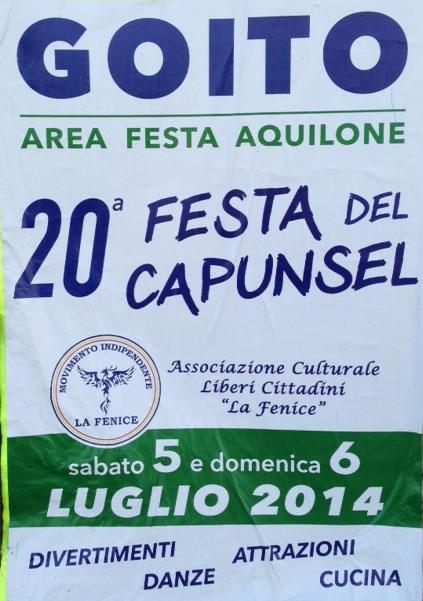 20° Festa del Capunsel a Goito (MN)