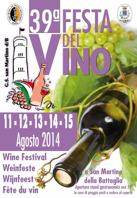 39° Festa del Vino a S.Martino DB