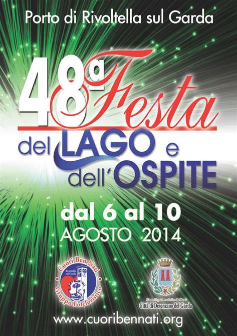 48° Festa del Lago e dell'Ospite a Rivoltella