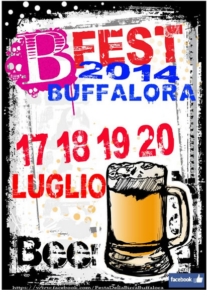 B Fest 2014 a Buffalora