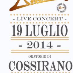 Concerto a Cossirano