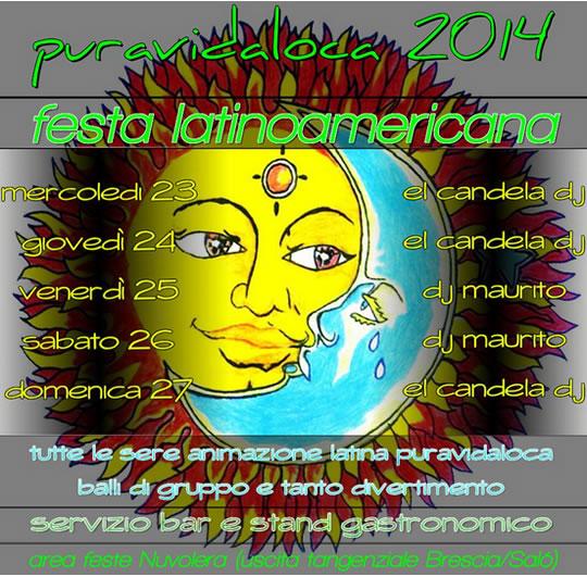 Festa LatinoAmericana a Nuvolera