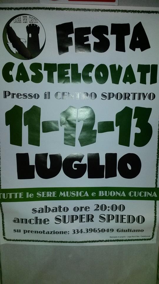 Festa Laurà per Castel 2014 Castelcovati