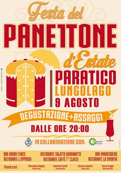 Festa del Panettone d'Estate a Paratico