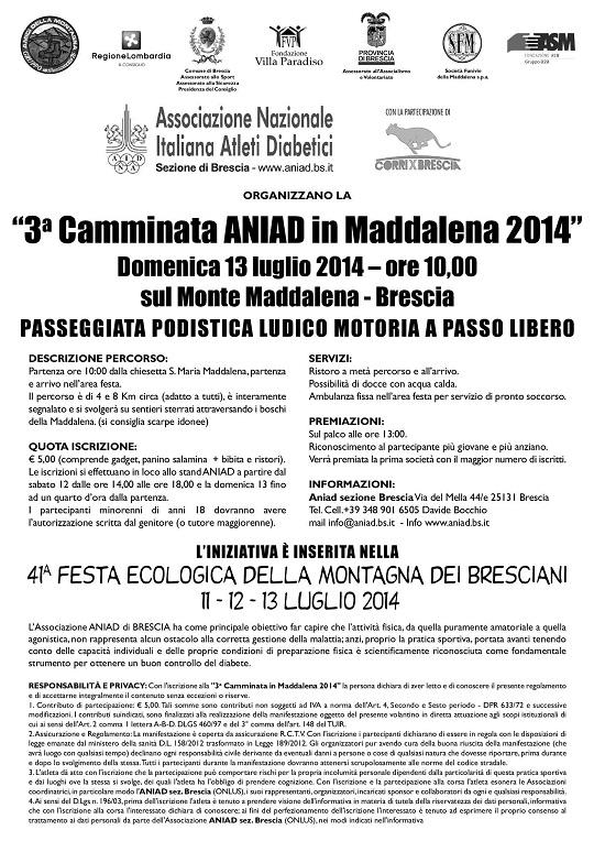 Festa ecologica della Montagna 2014 Brescia (2)