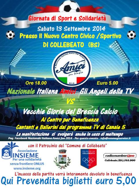 Giornata di Sport e Solidarietà a Collebeato
