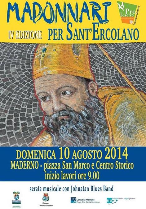 Madonnari a Maderno