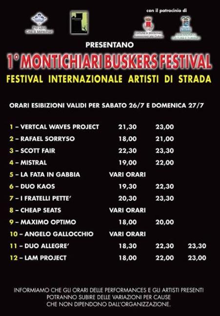 Montichiari Busker Festival