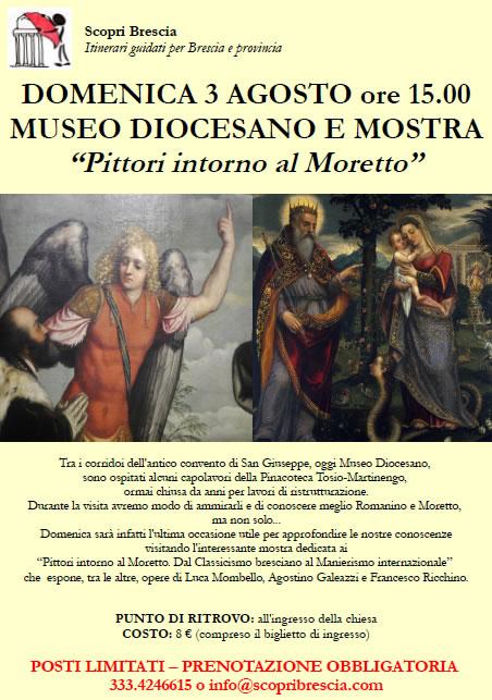 Museo Diocesano e Mostra con ScopriBrescia