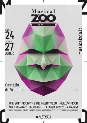 Musical Zoo al Castello di Brescia