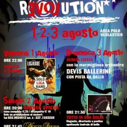 Not&Notti Revolution a San Gervasio