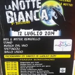 Notte Bianca a Remedello