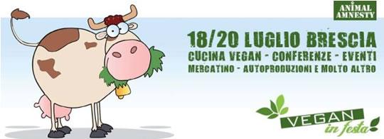 Vegan in Festa a Brescia
