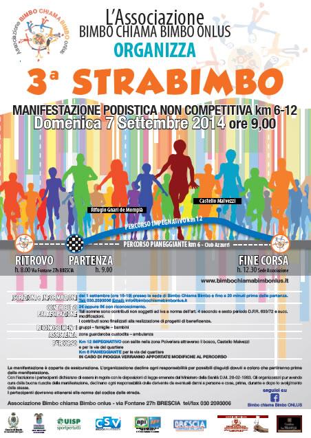 3° Strabimbo a Brescia